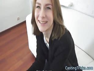 Een casting interview eindigt in seks