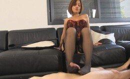 Ella Kross en haar goddelijke voeten