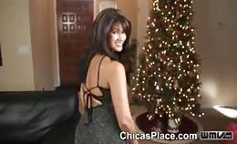 Chice heeft haar vriend nog voor een porno video